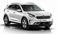New Versions Of Kia Niro Hybrid And In Hybrid Can Be