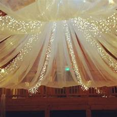 wedding decorations tulle and lights 23 ways to transform your wedding from bland to mind blowing