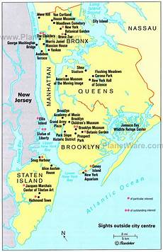 Where Can I Get A Map Of New York City