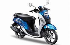 Variasi Motor Fino 125 by Pilihan Warna New Yamaha Mio Fino Fi 125 Bluecore 2016