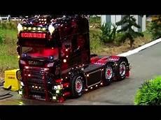 lkw rc modelle rc trucks lkw 3 3 truck course modellbaumesse leipzig