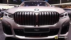 2020 Bmw 760li by 2020 Bmw 760li Xdrive Exterior And Interior Walkaround