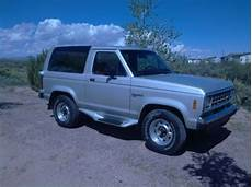 how does cars work 1988 ford bronco ii user handbook 1988 ford bronco ii 4x4 silver 106232 original miles great car fax classic ford bronco ii 1988
