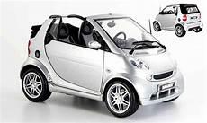 smart fortwo cabrio brabus grau 2003 kyosho modellauto 1