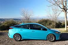Essai Vid 233 O Toyota Prius Rechargeable 2017 Hybride 224