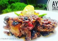 Resep Ayam Taliwang Khas Lombok With Sambal Roa Oleh