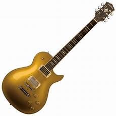 gold top guitar washburn idol win series electric guitar gold top at gear4music