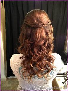 awesome cute hairstyles for school dances cute hairstyles for school curly hair styles prom hair
