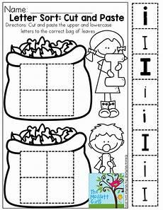 cut and paste letter worksheets for kindergarten 23464 197 best alphabet images on day care elementary schools and kindergarten