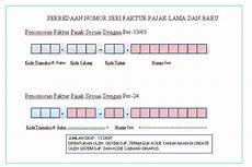 perubahan penginputan faktur pajak per 1 april 2013 mengacu pada per 24 solution center