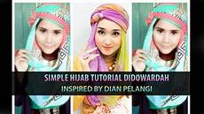 Simple Tutorial Didowardah For Ramadhan Inspired By
