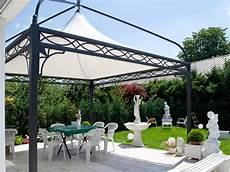 Gartenpavillon Metall 4x4 - bo wi outdoor living referenzen 220 berdachung