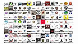 Car Manufacturers Logos 8 With Images