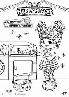 shopkins happy places colouring pages 18045 happy places shopkins doll coloring pages get coloring pages