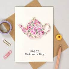 s day printable teapot 20609 personalised liberty teapot s day card happy mothers day cards liberty print