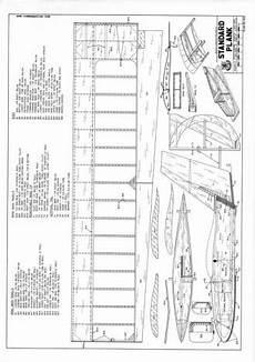 plank plan chuck glider plans aerofred free model