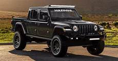 2019 jeep gladiator lifted 2020 hennessey maximus 1000 jeep gladiator hiconsumption