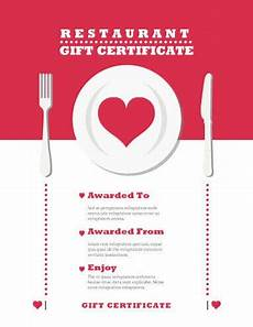 Dinner Gift Card Template 13 Free Printable Gift Certificate Templates Birthday