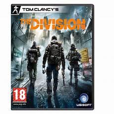 Tom Clancy S The Division Pc Jeux Pc Ubisoft Sur Ldlc