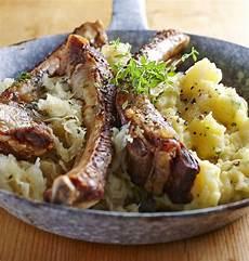 Pork Ribs Sauerkraut Zeberka Wieprzowe Recipe