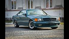 mercedes w126 500 sec amg coupe