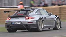 porsche 991 gt2 rs 2018 porsche 991 gt2 rs exhaust sound revs
