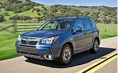 2014 Subaru Forester 2 5i Limited Xt Test Motor Trend