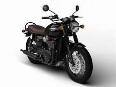 Triumph Bonneville T120 Black 2016 3d Model Max Obj 3ds