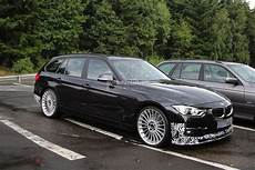 Alpina B3 Touring - facelift alpina b3 touring spotted out testing could