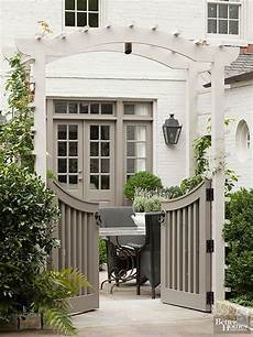 inspired by charming garden gates the inspired room