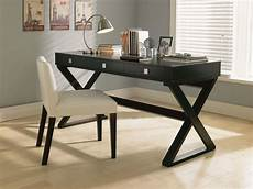 black home office furniture modern home office desk design