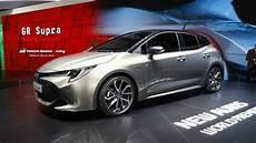 232 Ve 2018 La Toyota Auris Fait Sa R 233 Volution