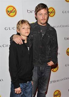 Norman Reedus Sohn - norman reedus and his pictures popsugar