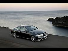 2012 Mercedes C Class Coupe C 250 Cdi Front And