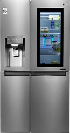 side to side kühlschrank vergleich side by side k 252 hlschrank ohne festwasseranschluss