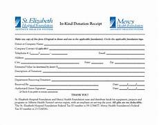 free 20 donation receipt templates in pdf docs