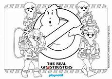 Playmobil Ausmalbilder Ghostbusters Omalov 225 Nky Playmobil Panacci Cz