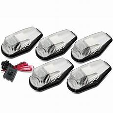 99 F150 Wiring Exterior Light by 80 96 Ford F150 F450 5 X Led Cab Roof Top Lights Wiring