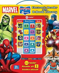 And Me Malvorlagen X Reader Marvel Electronic Reader And 8 Book Library Me Reader