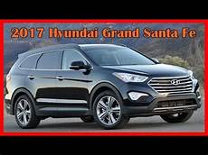 hyundai grand santa fe 2017 hyundai grand santa fe picture gallery