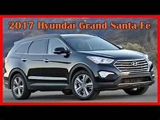 2017 Hyundai Grand Santa Fe Picture Gallery