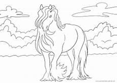malvorlagen pferde zum ausdrucken rossmann das neunte ausmalbild mit pferd kostenlos