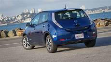 2016 Nissan Leaf Review 2016 nissan leaf sl review roadshow