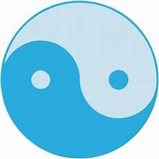 Malvorlagen Yin Yang Enak File Blue Yin Yang Svg