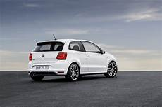 nouvelle polo gti facelifted vw polo gti on sale in germany from 22 275
