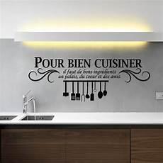 stickers ecriture pour cuisine sticker pour bien cuisiner stickers cuisine textes et