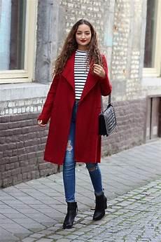 ranim h in the coat coat outfit coat