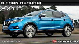 2017 Nissan Qashqai Review Rendered Price Specs Release