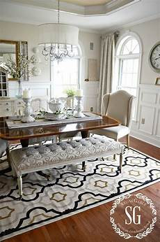 5 rules for choosing the dining room rug stonegable