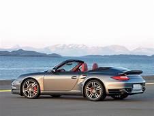 Wallpapers Porsche 911 Turbo Car